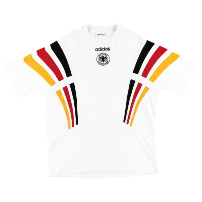 1996-98 Germany adidas Training Shirt XL