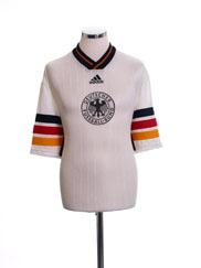 1996-98 Germany adidas Training Shirt S