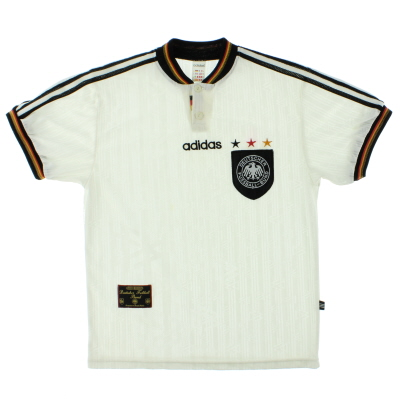 1996-98 Germany Home Shirt M