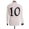 1996-98 Germany Match Issue Home Shirt #10 L/S L