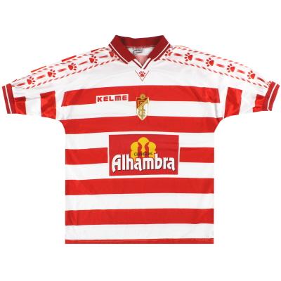 1996-98 Granada Kelme Home Shirt XL