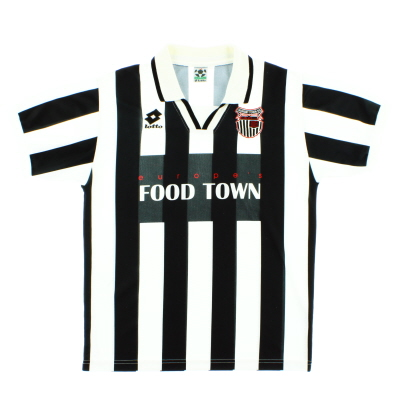 1996-98 Grimsby Town Home Shirt S