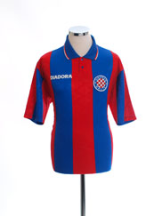 1996-98 Hajduk Split Away Shirt *Mint* L