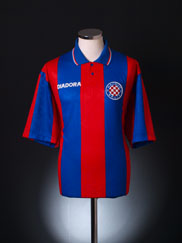 1996-98 Hajduk Split Away Shirt *As New* XXL