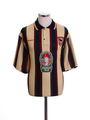 1996-98 Ipswich Away Shirt *As New* M
