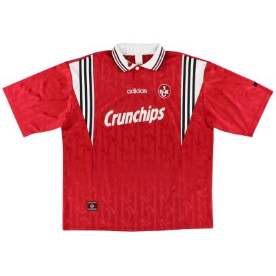 1996-98 Kaiserslautern Home Shirt XXL