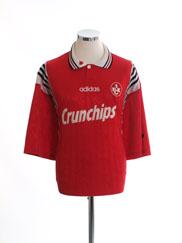 1996-98 Kaiserslautern Home Shirt M