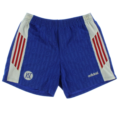 1996-98 Karlruhe Away Shorts L