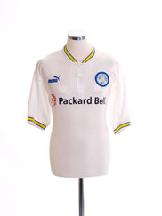 1996-98 Leeds Home Shirt L