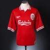 1996-98 Liverpool Home Shirt Fowler #9 XL