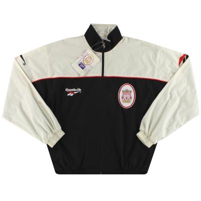 1996-98 Liverpool Reebok Track Jacket *w/tags* S