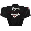 1996-98 Liverpool Reebok Track Jacket S