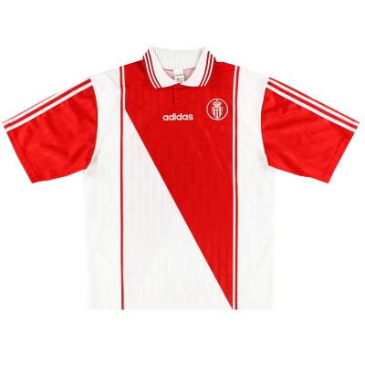 1997-98 Monaco adidas Home Shirt L