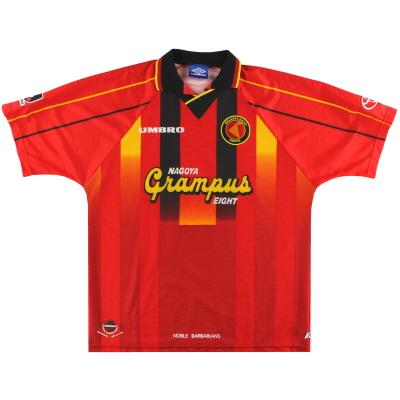 1996-98 Nagoya Grampus Eight Umbro Home Shirt XL