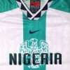 1996-98 Nigeria Away Shirt *Mint* L