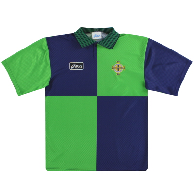 Retro Northern Ireland Shirt