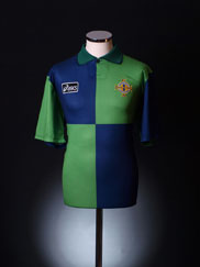 1996-98 Northern Ireland Home Shirt XXL