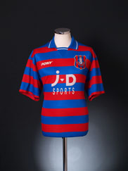 1996-98 Oldham Home Shirt M
