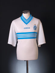 1996-98 Olympique Marseille Home Shirt L