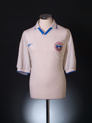 1996-98 Russia Home Shirt XXL