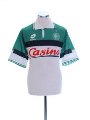 1996-98 Saint Etienne Away Shirt L