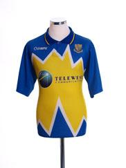1996-98 Southend Home Shirt M