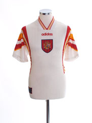 1996-98 Spain Third Shirt XL