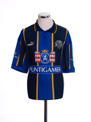 1996-98 Sturm Graz Away Shirt L
