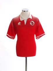 1996-98 Switzerland Home Shirt L