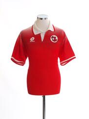 1996-98 Switzerland Home Shirt XL