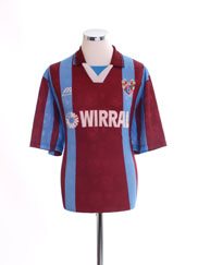 1996-98 Tranmere Rovers Away Shirt L