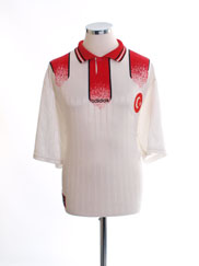 1996-98 Turkey Home Shirt XL