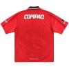 1996-98 Urawa Red Diamonds Umbro Home Shirt L