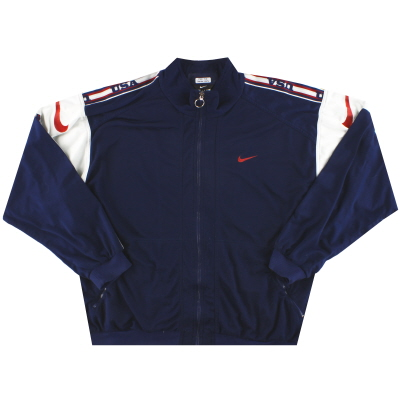 1996-98 USA Nike Track Jacket XL