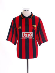 1996-98 Watford Away Shirt L