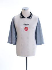1996-99 Kaiserslautern Away Shirt