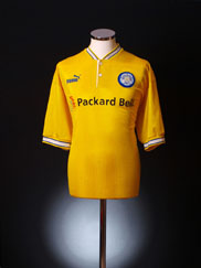1996-99 Leeds Away Shirt L