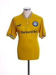 1996-99 Leeds Away Shirt S