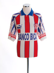 1996 Club Atletico Union Home Shirt L