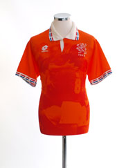 1996 Holland Home Shirt M