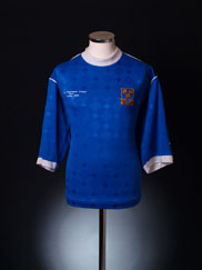 1996 Shrewsbury M.G Sports 'Wembley Final' Shirt L