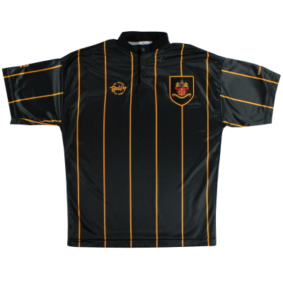 1996 Wolves 'Bully' Commemorative Shirt L