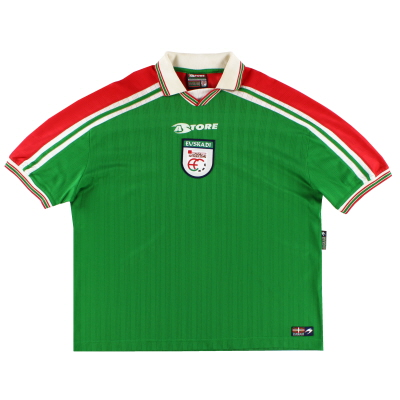 1997-00 Euskadi Home Shirt XXL