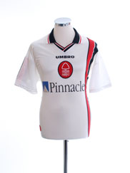 1997-00 Nottingham Forest Away Shirt M
