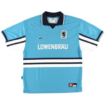 1997-98 1860 Munich Nike Home Shirt L.Boys