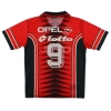 1997-98 AC Milan Lotto Training Shirt #9 XL