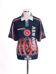 1997-98 Ajax Away Shirt XXL