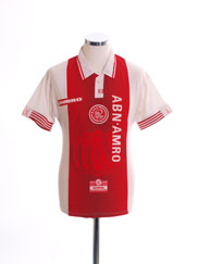 1997-98 Ajax Home Shirt Y
