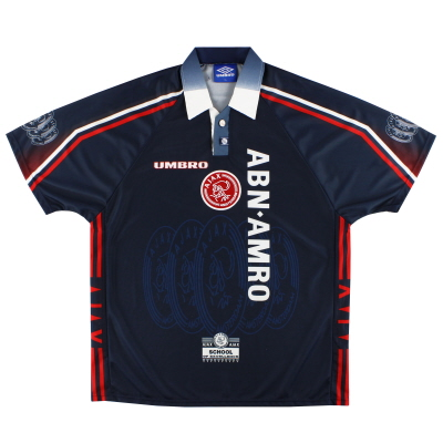 1997-98 Ajax Umbro Away Shirt XL