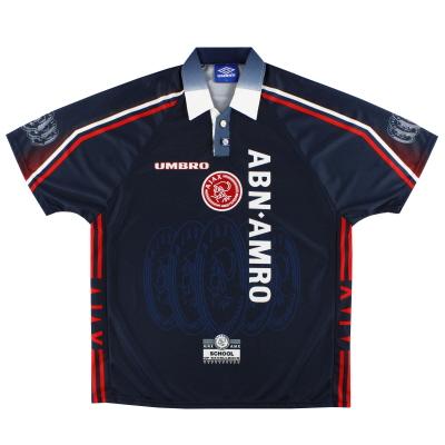 1997-98 Ajax Away Shirt